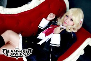 Diabolik Lovers - Komori Yui by Xeno-Photography