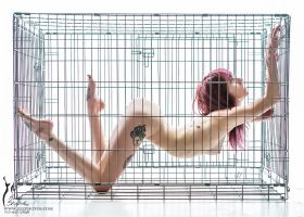 Caged by MandiMalfunction