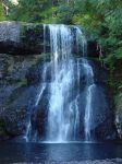 Waterfall Landscape Stock by Enchantedgal-Stock