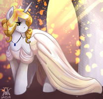 Crystal Wedding Wishes by PaintedWave