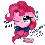 BEST PONY = PINKIE PIE by KORchristmas