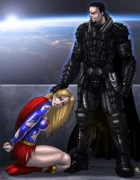 Kneel Before Zod by CerberusLives