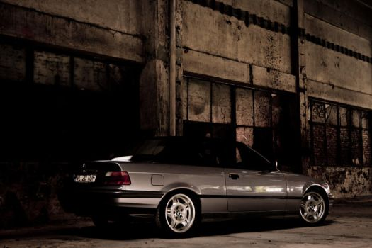 Ride in the underground 1- E36 by semaca2005
