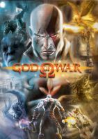 God of War by ikerchan