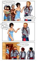 C and H: Hawke uses flirt by Ddriana