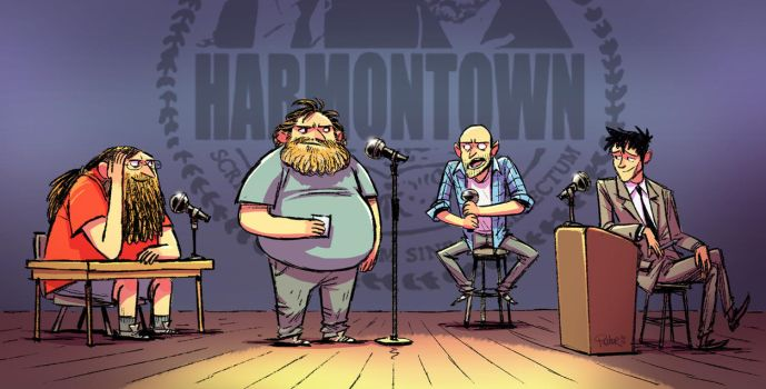 Harmontown by petura