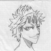 Young Grimmjow by MariaJHB