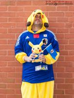 ALCON World Cup Pikachu by TPJerematic