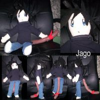 OMG Jago plushie by war-armor