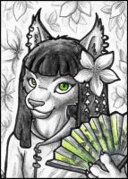 ACEO - Drakontas by jrtracey
