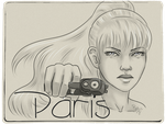 Paris by Gnewi