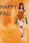 Poison Ivy- Happy Fall by GronHatchat