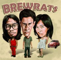 The Brewrats by vp021