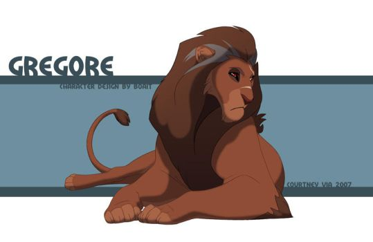 Gregore by hellcorpceo