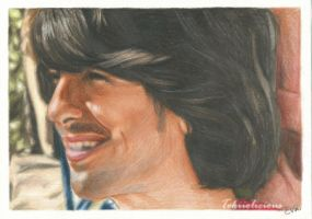 Across The Universe - George Harrison by Tokiiolicious