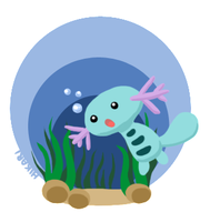 Wooper by shadehikari