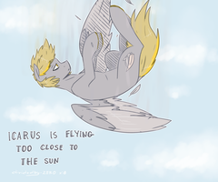 Icarus by dividedby-ZER0