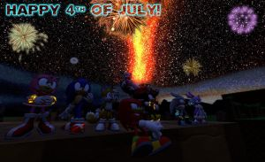 Happy 4th of July! by MP-SONIC