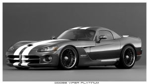 Dodge viper Platinum by Vipervelocity