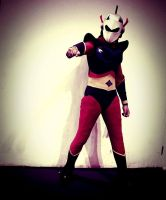 Duke Fleed Cosplay - Comic Con Dubai 2014 by vega147