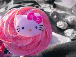 Hello kitty cute pink PHOTOGRAPHY by AlekSakura