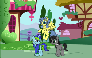 Friendship is Bliss by Retro3Contare