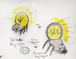Spibulb and Comptula-31 by Echorus
