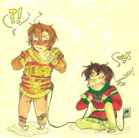 [13 Days] Day 6: Ugly Sweaters by edwardsuoh13