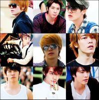 Donghae with LOVE by myelfhaven