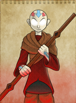Aang by WarHexpod
