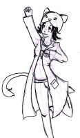 Nepeta sketch by gracelessblue
