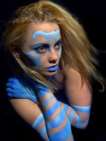 Beauty in Blue 006 by crumpstock