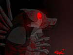 Bloodied Beast by Neow46