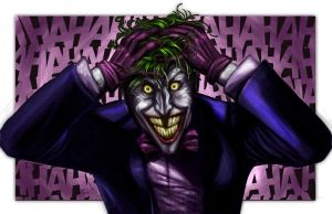 joker HAHA by Fpeniche