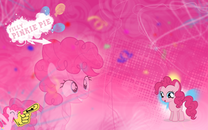 FiM: Filly Pinkie Pie WP by M24Designs