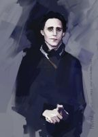 tom hiddleston by martinacecilia