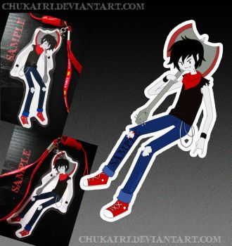 Marshall Lee- ADVENTURE TIME by Morigalaxy