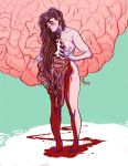 See what you're made of [BODY HORROR] by tuquerouge