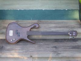 My Bass by HubertCumberdale