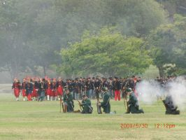 2009 Civil War Reenactment by trivto