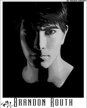 Brandon Routh by fr0mage
