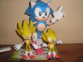 sonic generations :D by Waito-chan