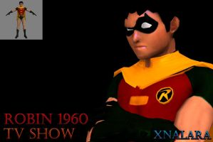 DCUO - Robin 1960 TV Show by Postmortacum