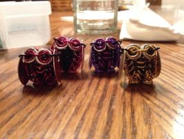 Owls3 by TheMagicianAssistant