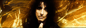 Alice Cooper by manolitox