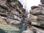Ozark Waterfall by SilviaTheCaralioness