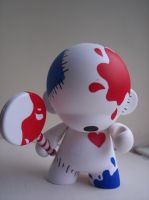 patchwork munny by imeia