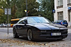 Again BMW 850 CSI by bananananan