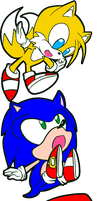 One Hour Sonic: 002 by kagomeamichun