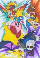 KIRBY POWER by WhiteFox89
